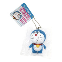 Doraemon Dangling Key Chain, Puckered Mouth