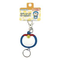 哆啦A梦 橡胶 钥匙圈 四次元口袋