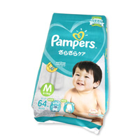 Pampers Sarasara Care, Tape Type, M