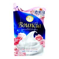 Bouncia Body Soap, Elegant Relax Fragrance, Refill [430ml]