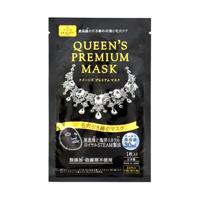 Queen's Premium Mask, Pore-Tightening Mask, 1