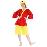 Pooh Jinbei, Yellow M-L