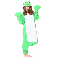 居家连身装 青蛙