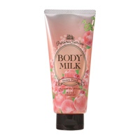 Precious Garden Body Milk, Honey Peach (200g)