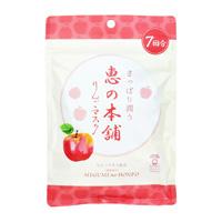 megumi no honpo Fruit Mask, Apple (Fresh)