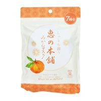 megumi no honpo Fruit Mask, Tangerine (Moist)