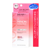 Minon Amino Moist Gentle, Moisturizing Gel Pack