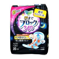 ロリエ 超吸収ガード 340 (16コ入)