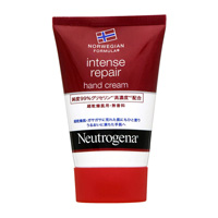 Neutrogena Intense Repair Hand Cream For Extra-Dry Skin, Fragrance-Free (50g)