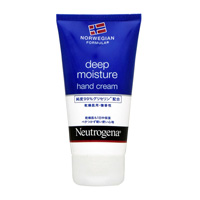 Neutrogena Deep Moisture Hand Cream For Dry Skin, Mildly Scented (75mL)