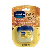 Vaseline Petroleum Jelly,  Lip, Crème Brûlée (7g)