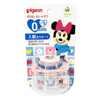 Pigeon Pacifier, Minnie, 0 Months & Older, S Size