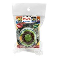 日本职人技术 食物模型 钥匙圈 红豆抹茶刨冰