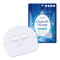 belulu Cinderella Beauty Placenta Mask, 10