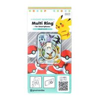 Pokemon Multi Ring, Eevee & Evolutionary Forms