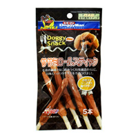 Doggy Snack, Value, Fillet Roll Sticks (For All Dog Types)