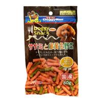 Doggy Snack 밸류 닭 가슴살과 녹황색 야채(전견종용)