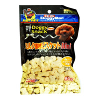 Doggy Snack 밸류 밀크 풍미 비스킷Mini(전견종용)