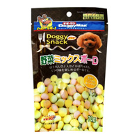 Doggy Snack, Value, Mixed Vegetable Bolo (For All Dog Types)