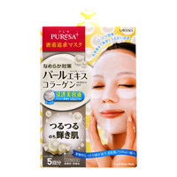 Puresa Sheet Mask, Pearl Extract