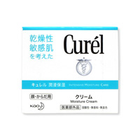 Kao Curel Cream, Jar, 90g