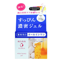 FT Shiseido Pure White Senka Dense Gel, 100g