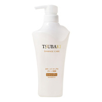 TSUBAKI Damage Care Shampoo Pump (500mL)