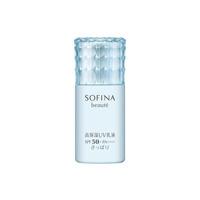 SOFINA beaute Highly Moisturizing UV milk Lotion, SPF50, Refreshing