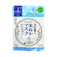 Clear Turn Bihada Shokunin, Rice Bran Mask