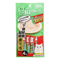 CIAO Chu-ru For Lower Urinary Tract Care, Tuna