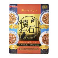 카이세키 4dish 바다의 맛 마쿠라자키 가다랭이포 세트 320g
