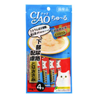 CIAO Chu-ru  For Lower Urinary Tract Care, Chicken Fillet