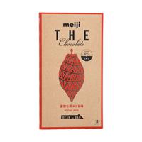 Meiji THE Chocolate, Rich Depth & Flavor, Velvet Milk 50g