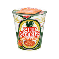 Cup Noodle, Indian-Style Butter Chicken Curry
