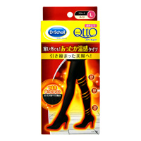 Outside Use MediQttO Warm Tights, L Size (1 Pair)