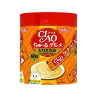 CIAO 추~루 닭 가슴살 가다랭이포, 가리비