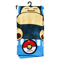 Face Towel, 11 Snorlax