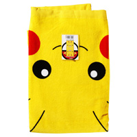 Bath Towel, 1 Pikachu