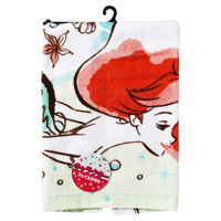 Face Towel, 158 Sketch Ariel