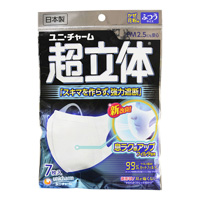 Cho-rittai Mask, Regular