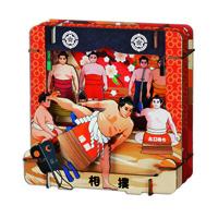 3D Paper Puzzle, Sumo