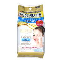Bifesta Oil In Cleansing Sheet, 40