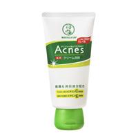 Mentholatum Acnes Medicinal Cream Face Wash (130g)