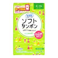 Sofy Soft Tampons, Super, 9
