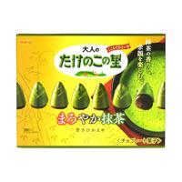 Meiji Takenoko no Sato for Adults Smooth Matcha