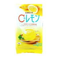 Nittoh Tea C & Lemon