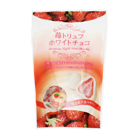 Strawberry Truffle White Chocolate (Individually Wrapped) 60g