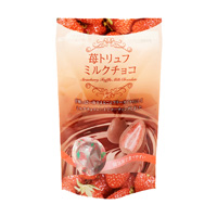 Strawberry Truffle Milk Chocolate (Individually Wrapped) 60g