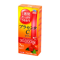 Earth Corporation Placenta C jelly Acerola flavor 10g x 7本
