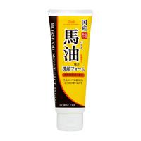 Loshi Moist Aid Horse Oil Whipped Face Foam (130g)
